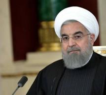 Rouhani arrive à Bushehr pour inaugurer les phases de South Pars
