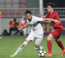 Esteghlal Téhéran subit une lourde défaite face au Qatari Al Duhail à Doha