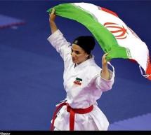 L'Iran remporte 7 médailles de bronze au Karaté 1-Premier League