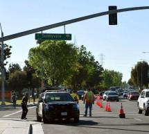 Huit piétons heurtés par une voiture dans un accident intentionnel présumé