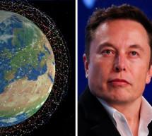 Elon Musk expose sa vision pour le projet de satellite Starlight