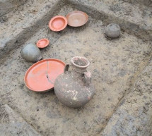Les vestiges d'une ville romaine ont été découverts le long d'une l'autoroute dans le Kent