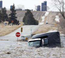 Une nouvelle étude montre que les fortes pluies vont continuer à s'intensifier partout dans le monde