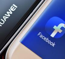Les smartphones Huawei ne comprendront plus les applications de Facebook