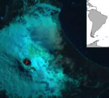 Un lac de lave a été découvert sur une île britannique isolée